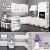 Kitchen Beatrice from the company Yavid Provence