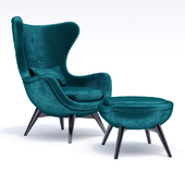 High IDA chair from Hamilton Conte