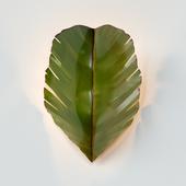 "Varaluz Banana Leaf Collection 17 ""High Sconce"