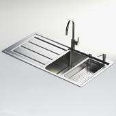 Sink CG 12 - 55x100 cm