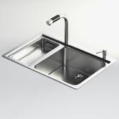 Sink CG 14 - 55x78 cm