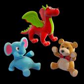 Набор игрушек 2