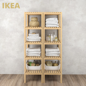Shelf MOLGER IKEA & bathroom accessories