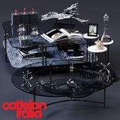 Cattelan Italia Coffee Tables Set 01