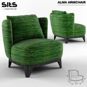 Sits Alma Arm Chair