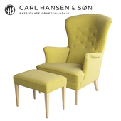 HERITAGE STOOL FH420 & CHAIR FH419