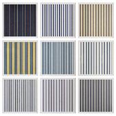 Stripes blue wallpaper
