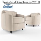 Camden Swivel Glider round leg 99571AL