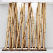 Decor bamboo №14 / Decor of bamboo №14