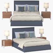 Trussardi Band Bed