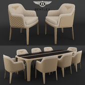 BENTLEY Kendal Chair and Bradley table