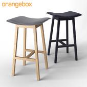 ORANGEBOX OnYourJays cafe stool