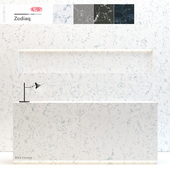 Du Pont Zodiaq Kitchen Countertops No: 4