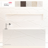 Du Pont Zodiaq Kitchen Countertops No: 1