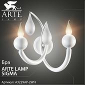 Bracket Arte Lamp Sigma A3229LM-2WH