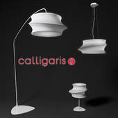 A set of CYGNUS luminaires