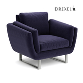 Select modern chair by Drexel