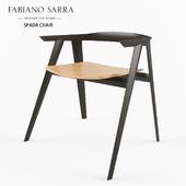 Spada Chair by Fabiano sarra