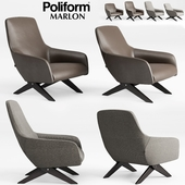 Poliform Marlon Armchair