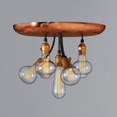 Steampunk Style Lamps