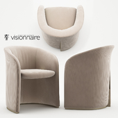 Carmen armchair - Visionnaire Home Philosophy