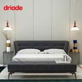driade leeon bed