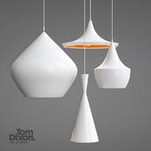 Light Tom Dixon White & Copper