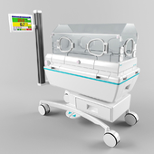 Инкубатор Atom Medical модели Dual IncuI