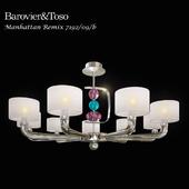 Chandelier Barovier & Toso Manhattan Remix 7192/09 / b