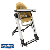 Stool for feeding PEG PEREGO SIESTA