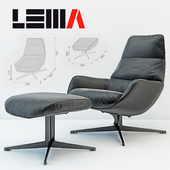 Lema Lady Jane armchair