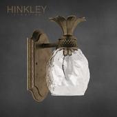 Sconce Hinkley Shelly & Plantation