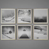 Set of paintings 44