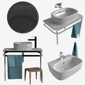 ArtCeram_Azuley_Sinks set