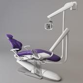 Dental chair A-dec 400