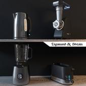 Kitchen appliances Zigmund & Shtain