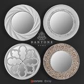 Dantone round mirror