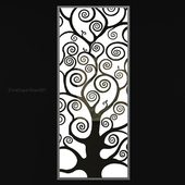 stained-glass window / Stained-glass window
