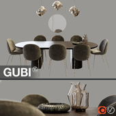 Gubi Dining Set 1