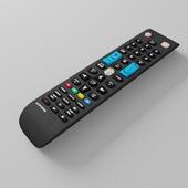 Remote control for Samsung TV