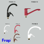 Frap - A series of colored mixers