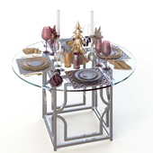NewYear_set_table