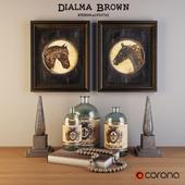 Dialma_Brown_decor_set