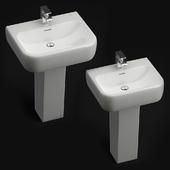 RAK Metropolitan washbasins