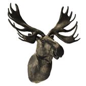 Elks head