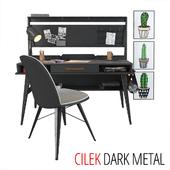 CILEK dark metall
