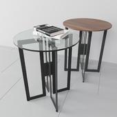 Machovec Metal Modern Table