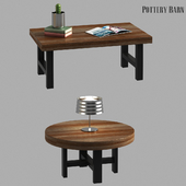 Griffin Reclaimed Wood Coffee Table