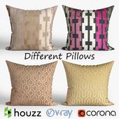 Decorative pillows Houzz set 059