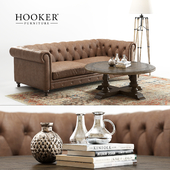 Hooker Alexa Sofa